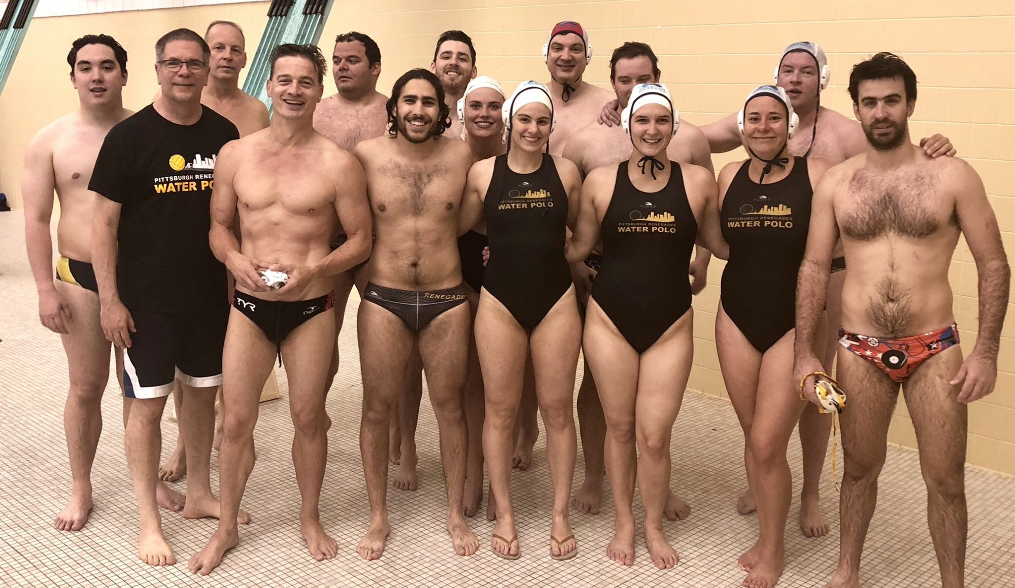 Renegades Water Polo