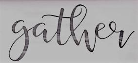 gather word in script