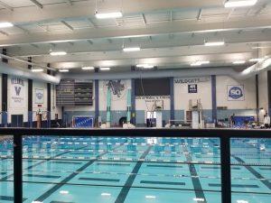 Swim pool at Nova.